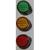 Лампа светодиодная AD-16-22D  220V (красная,желтая,зеленая,синяя)