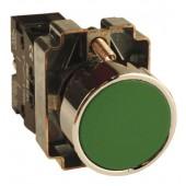 Кнопка XB2-B31 (зеленая)