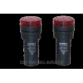 Звуковая сирена AD16-22M/R AC/DC 220V red
