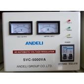 Стабилизаторы напряжения 1-фазный SVC-5000